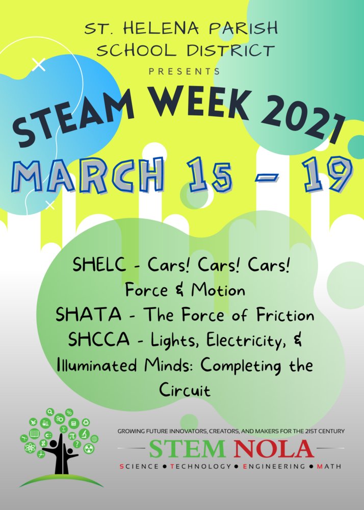 STEAM Week 2021