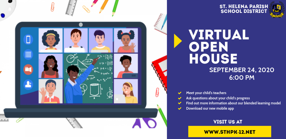 St. Helena will Host its First Virtual Open House