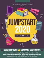 Are you ready to Jumpstart?! School starts July 13th!!