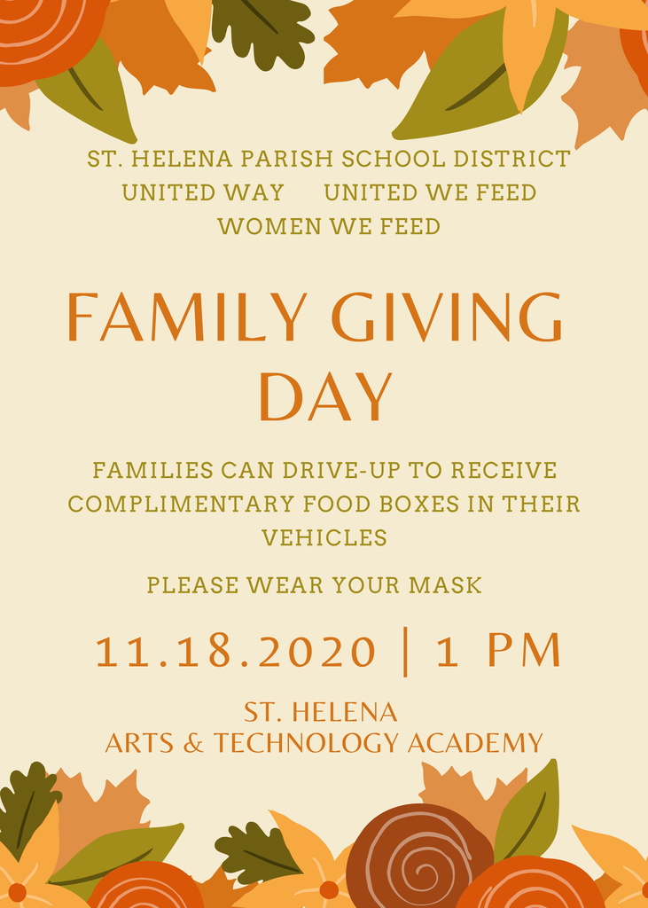 Family Giving Day